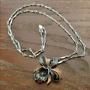 Vintage Sarah Coventry necklace. 🌺